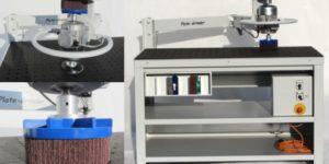 Plate Grinder entwickelt von Metallbau Ruch