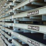 Lagerkapazität Metallbau Ruch